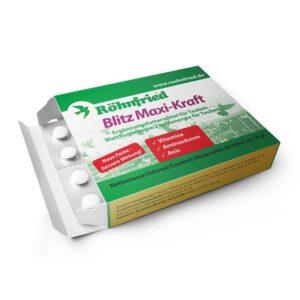 ROHNFRIED MAXI-KRAFT 60 CP - Produtos para pombos - Tratamentos para Pombos