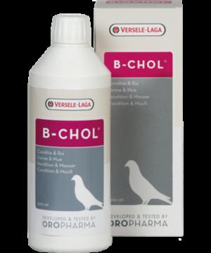 OROPHARMA BIOCHOL 250 ML - Oropharma - Versele - Laga - Tratamentos para Pombos