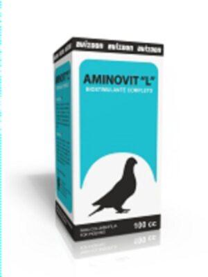 AVIZOON AMINOVIT L 100 ML COLU - Avizoon - Tratamentos para Pombos