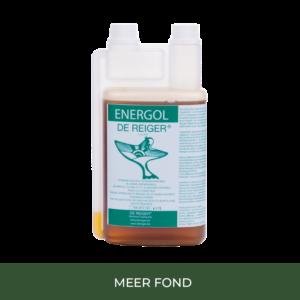 DE REIGER EPERVIER ENERGOL 20 OLEOS 500 ML - De Reiger - Tratamentos para Pombos