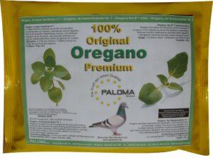 PALOMA OREGANO 500 GR - Paloma - Tratamentos para Pombos