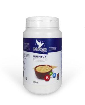 PETCUP NUTRIFLY 500 GR - Pet Cup - Tratamentos para Pombos