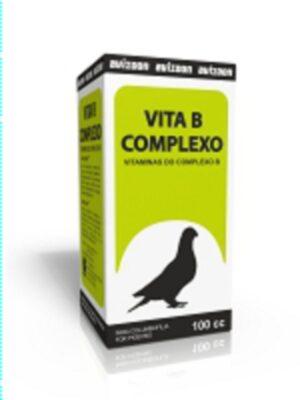 AVIZOON VITA B COMPLEXO 100 ML COLU - Avizoon - Tratamentos para Pombos