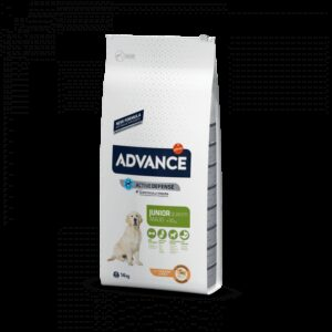 ADV DOG MAXI JUNIOR FRANGO/ARROZ 14 KG - Advance - Produtos para cão