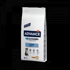 ADV DOG MAXI LIGHT FRANGO/ARROZ 14 KG - Advance - Produtos para cão