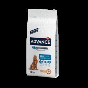 ADV DOG MEDIUM ADULT FRANGO/ARROZ - Advance - Produtos para cão