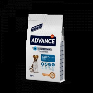 ADV DOG MINI ADULT FRANGO/ ARROZ - Advance - Produtos para cão