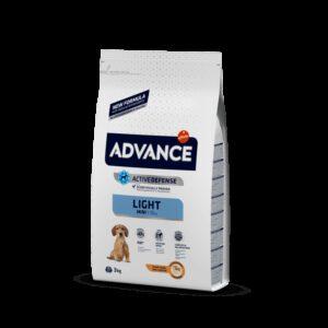 ADV DOG MINI LIGHT FRANGO/ARROZ - Advance - Produtos para cão