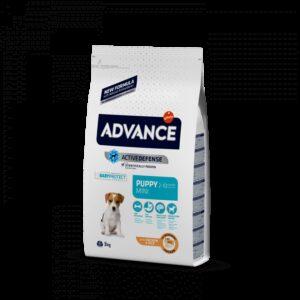 ADV DOG MINI PUPPY FRANGO/ARROZ - Advance - Produtos para cão