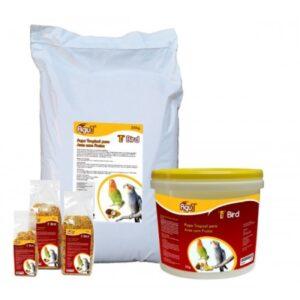 AGUI PAPA TROPICAL C/FRUTOS 500 GR - Agui - Produtos para aves