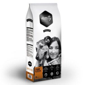AMITY PREMIUM BORREGO E ARROZ - Alimentação para cães - Produtos para cão