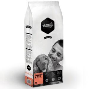 AMITY PREMIUM SALMAO E ARROZ - Alimentação para cães - Produtos para cão