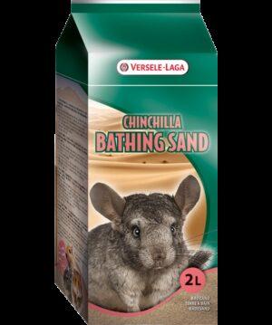 AREIA BANHO P/ CHINCHILA 1.3 KG - Higiene - Produtos para roedores