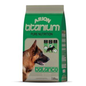 ARION TITANIUM BALANCE - Alimentação para cães - Produtos para cão