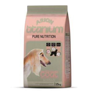 ARION TITANIUM COAT - Alimentação para cães - Produtos para cão