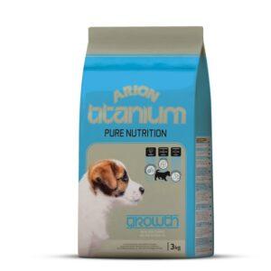 ARION TITANIUM GROWTH - Alimentação para cães - Produtos para cão