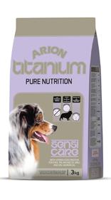 ARION TITANIUM SENSICARE - Alimentação para cães - Produtos para cão