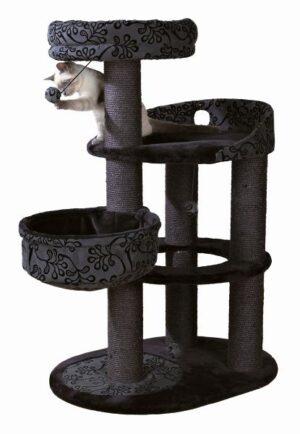 ARRANHADOR FILIPPO 114 CM (PRETO/ANTRACITE) - Acessórios para gato - Produtos para gato