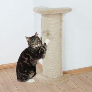 ARRANHADOR LORCA P/ APLICAÇAO EM ESQUINA (BEGE) - Acessórios para gato - Produtos para gato