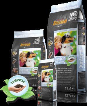 BELCANDO JUNIOR GRAIN-FREE POULTRY - Alimentação para cães - Produtos para cão