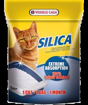BK LITER SILICA 5L 2.3 KG - Areia para Gato - Versele-Laga
