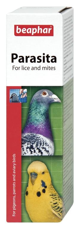 BOGENA PARASITA 50 ML - Produtos para aves - Varios