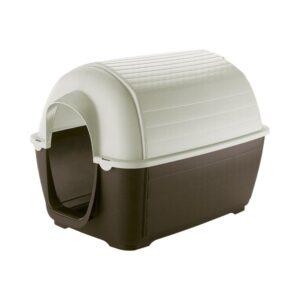 CASOTA PLASTICO KENNY 07 - Casotas para cão - Produtos para cão