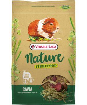 CAVIA NATURE FIBREFOOD 1 KG - Alimentação para roedores - Produtos para roedores