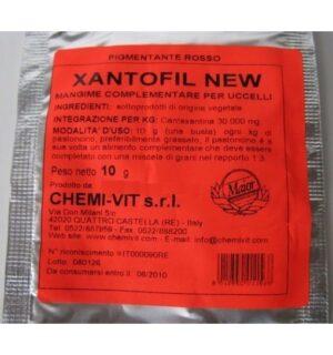 CLIFFI XANTOFIL 10 GR - Produtos para aves - Varios