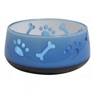 COMEDOURO TPR DOGGY BLUE 400 ML - Acessórios para cão - Produtos para cão