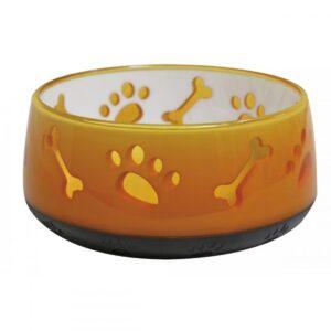 COMEDOURO TPR DOGGY ORANGE 400 ML - Acessórios para cão - Produtos para cão