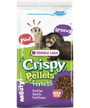 CRISPY PELLETS FERRET - Alimentação para roedores - Produtos para roedores