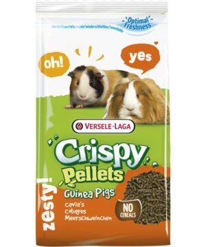 CRISPY PELLETS GUINEA PIG 2 KG - Alimentação para roedores - Produtos para roedores