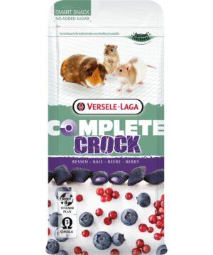 CROCK COMPLETE BAGAS 50 GR - Produtos para roedores - Snacks para roedores