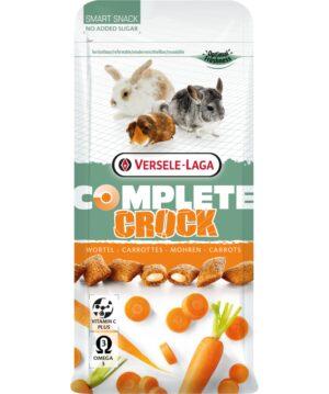 CROCK COMPLETE CENOURA 50 GR - Produtos para roedores - Snacks para roedores
