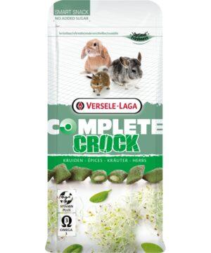 CROCK COMPLETE ERVAS 50 GR - Produtos para roedores - Snacks para roedores