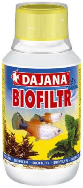 DAJANA AQUA BIOFILTR 100 ML - Dajana - Tratamento para peixes