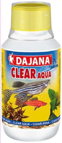 DAJANA AQUA CLEAR AQUA 100 ML - Alimentação para peixes - Produtos para aquariofilia