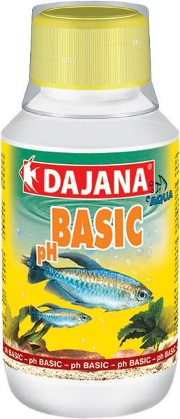 DAJANA AQUA PH BASIC 100 ML - Dajana - Tratamento para peixes