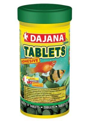 DAJANA AQUA TABLET ADHESIVE 100 ML - Dajana - Tratamento para peixes