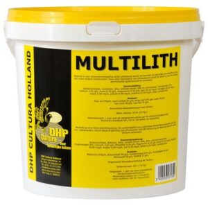 DHP MULTILITH 10 LT - Alimentação para pombos - Suplementos alimento para pombos