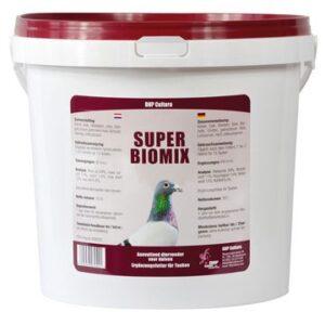 DHP SUPER BIOMIX 10 LT - Alimentação para pombos - Suplementos alimento para pombos