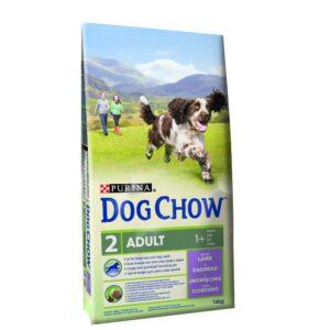 DOG CHOW ADULTO BORREGO 14 KG - Alimentação para cães - Produtos para cão