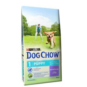DOG CHOW PUPPY BORREGO 14 KG - Alimentação para cães - Produtos para cão
