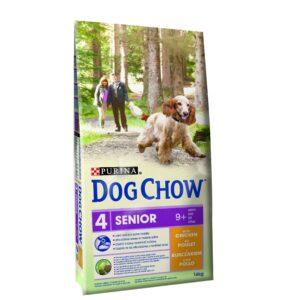 DOG CHOW SENIOR FRANGO 14 KG - Alimentação para cães - Produtos para cão