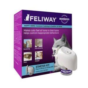 FELIWAY DIFUSOR + RECARGA 48 ML - Produtos para gato - Tratamentos vários