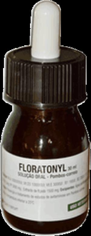 MOUREAU FLORATONYL 30 ML - Moureau - Tratamentos para Pombos