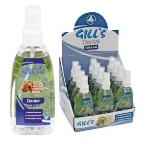 GILL´S DENTAL 100 ML - Higiene para cão - Produtos para cão