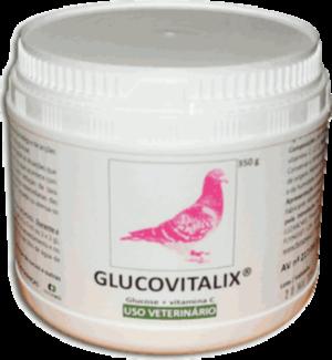 MOUREAU GLUCOVITALIX 350 GR - Moureau - Tratamentos para Pombos