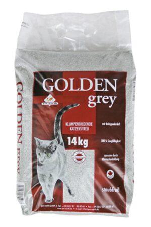 GOLDEN GREY LITER 14 KG - Areia para Gato - Produtos para gato